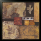 Autumn Abstract I Prints by Norm Olson