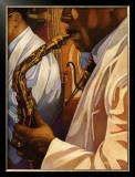 Senso Jazz Posters by Miles Hyman