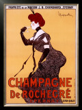 Champagne de Rochegre Framed Giclee Print by Leonetto Cappiello