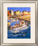 Bridlington Framed Giclee Print by Frank Wootton