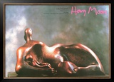 Reclined Woman with Child Prints by Henry Moore