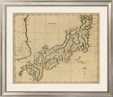 Japa, c.1812 Framed Giclee Print by Aaron Arrowsmith