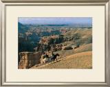 Canyon du Tcharyn, Kazakhstan Art by Gilles Santantonio