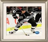 Ryan Smyth 2009-10 Framed Photographic Print
