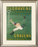 Floravene Gravena Framed Giclee Print by Leonetto Cappiello
