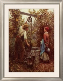 At the Well Prints by Daniel Ridgway Knight
