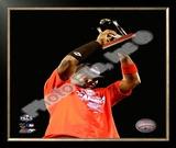 Ryan Howard 2009 NL Championship Series MVP Framed Photographic Print