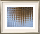 Wave Landscape VI Limited Edition Framed Print by John Watson