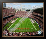 Soldier Field, Framed Photographic Print