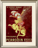 Chaussures Perrouin Freres Framed Giclee Print by Leonetto Cappiello
