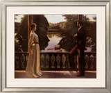 Nordic Summer Evening, 1899-1900 Prints by Sven Richard Bergh