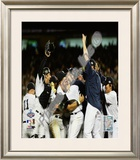 New York Yankees Game Six of the 2009 MLB World Series Framed Photographic Print