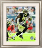 Jonathan Vilma Framed Photographic Print