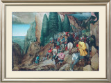 The Conversion of St.Paulus Posters by Pieter Bruegel the Elder