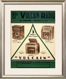 Vulcain Radio Poster