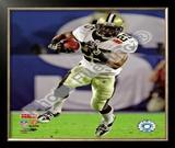 Reggie Bush Super Bowl XLIV Framed Photographic Print