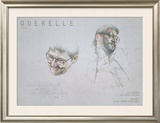 Querelle Zyklus Posters by Jurgen Draeger