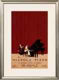 Le Pianola Posters by Susan W. Berman