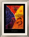 Joie Poster by Marc Chagall