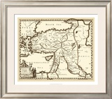 Antiquarian Map III Prints