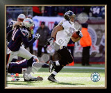 Ray Rice 2009 Playoff Framed Photographic Print