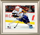 Tyler Myers 2009-10 Framed Photographic Print
