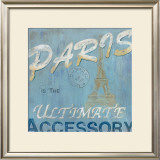 Paris Prints by Eugene Tava