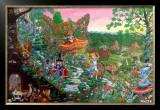 Wonderland Poster by Tom Masse