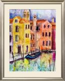 Venice II Poster by Alie Kruse-Kolk
