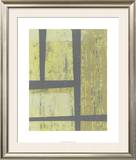 Zest Abstract II Limited Edition Framed Print by Jennifer Goldberger