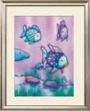 The Rainbow Fish II Art by Marcus Pfister