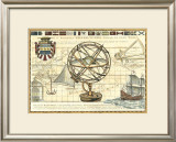Nautical Map I Posters