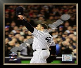 Andy Pettitte Game Six of the 2009 MLB World Series Framed Photographic Print