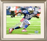 Joseph Addai Framed Photographic Print