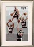 San Antonio Spurs Print