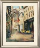Old Town II Prints by Marilyn Hageman