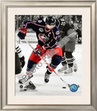 Rick Nash 2009 Framed Photographic Print