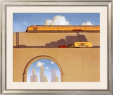 Traffic Prints by Robert LaDuke