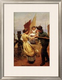 Fisherman&#39;s Friend Prints by George Hillyard Swinstead