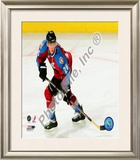 Paul Stastny Framed Photographic Print
