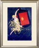 La Liberte Framed Giclee Print by Jean D' Ylen