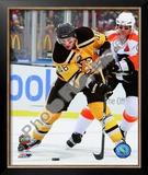 David Krejci 2010 NHL Winter Classic Framed Photographic Print