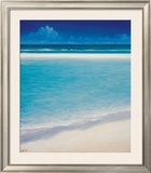 Sand Bar 1 Limited Edition Framed Print by Derek Hare