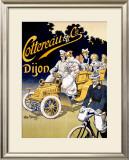 Cottereau, Dijon Framed Giclee Print by Jack Abeille
