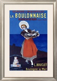 La Boulonnaise Framed Giclee Print by Leonetto Cappiello