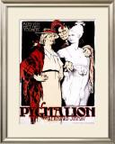 Pygmalion Framed Giclee Print by  Vanderhem