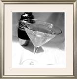 Martini Classic I Limited Edition Framed Print by  Peterson