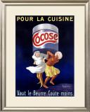Pour La Cuisine Framed Giclee Print by Leonetto Cappiello