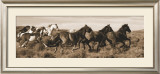 Wild Horses Prints by Claude Steelman