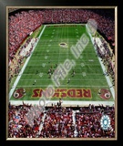 FedEx Field, Framed Photographic Print